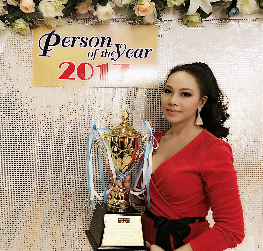 Person of the Year 2561