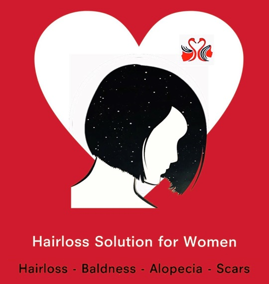 Hairloss Solution for Women.HC