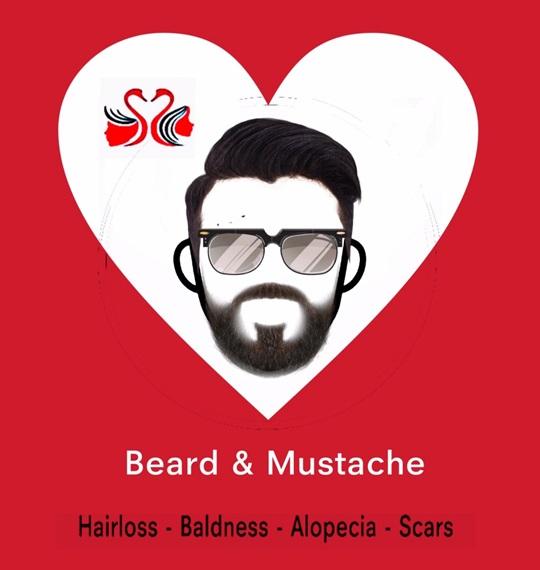 Beard & Mustache.HC